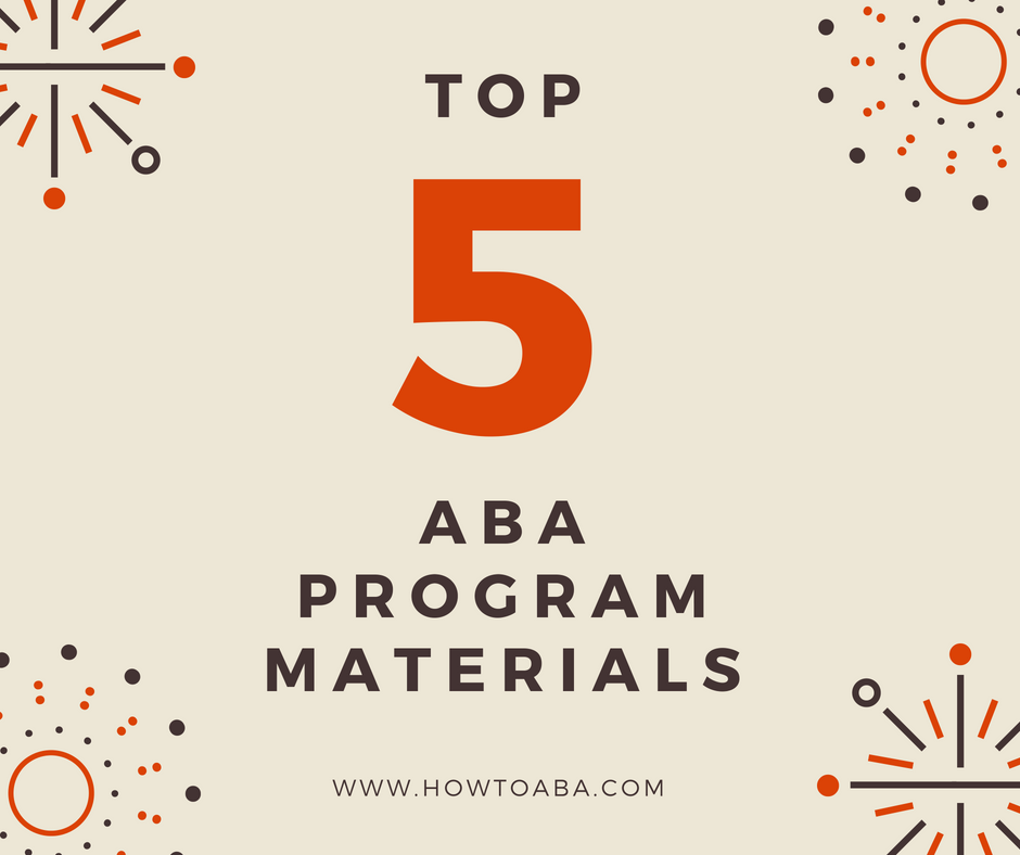How To Aba Practical Programs And Resources