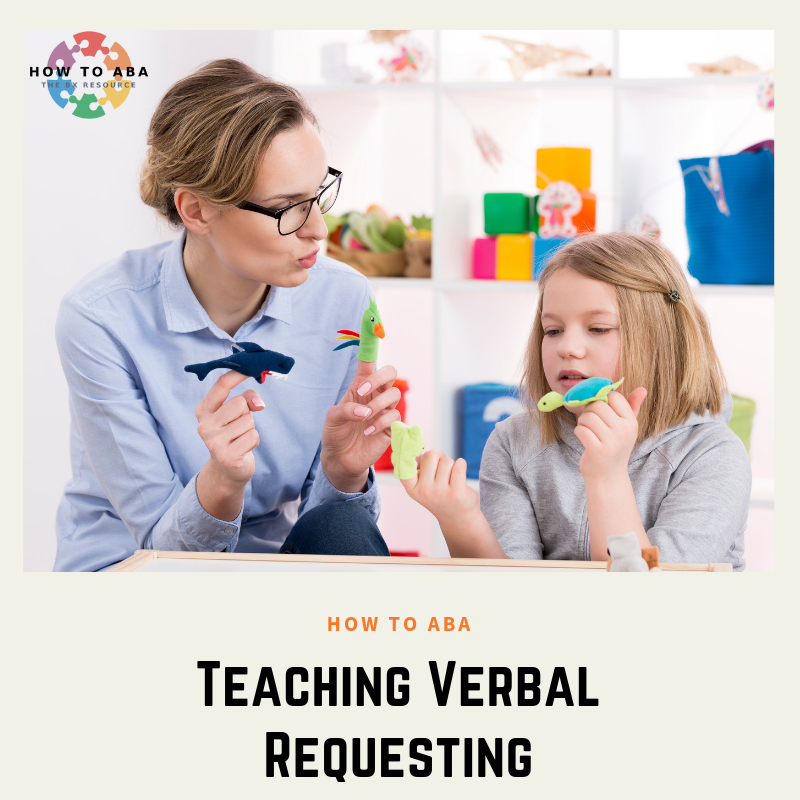 verbal requesting
